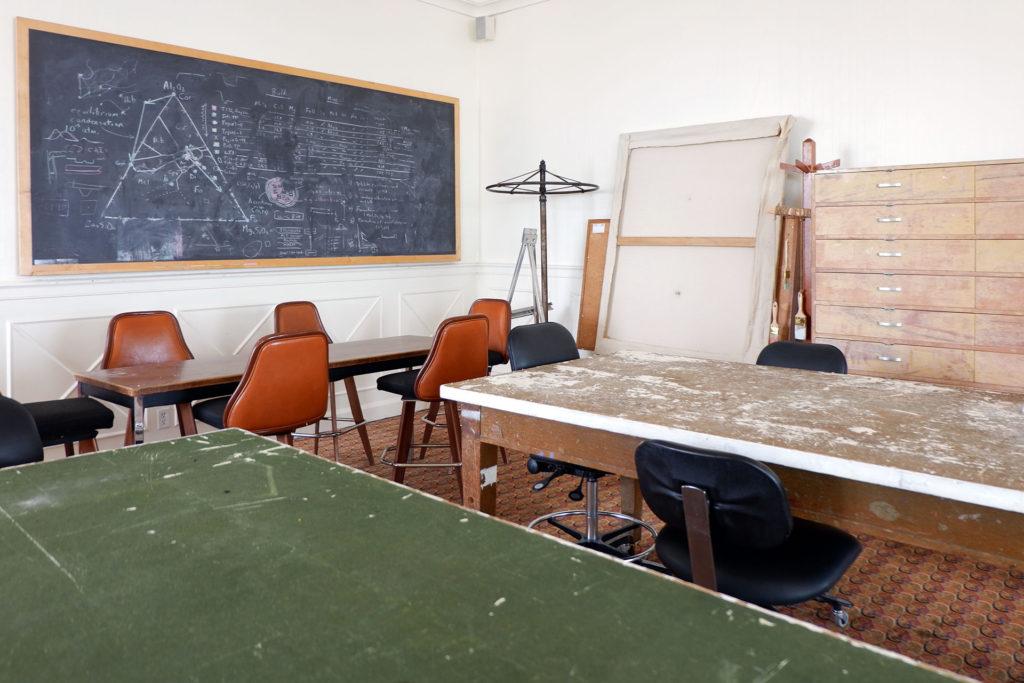 Photo of Artist Studio Space at Union Club Tacoma